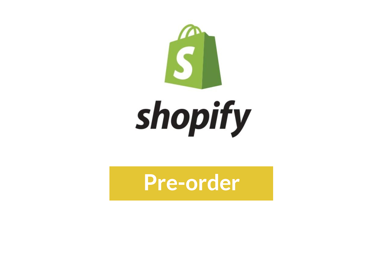 Add Pre-order button to your Shopify store